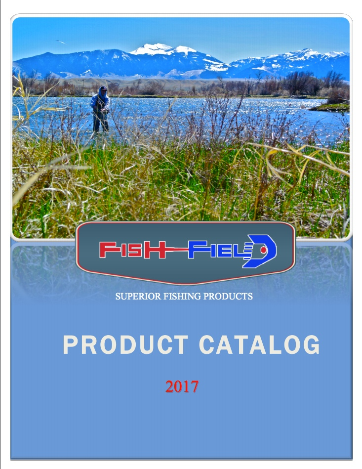 fishfield 2017 catalog cover